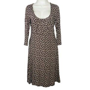 Boden Dress Size 4 Jersey Knit Tunic Style Shift